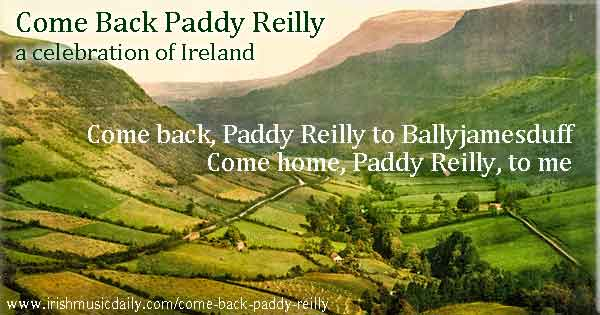 Come-back-Paddy-Reilly