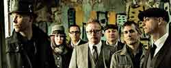Flogging Molly-Los Angeles band with strong Celtic influence to their music