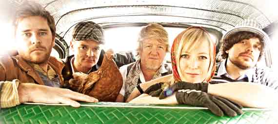 Gaelic Storm proud of their Irish roots