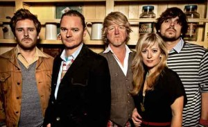 Gaelic Storm are a traditional Irish band with a modern contemporary edge