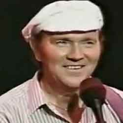 Liam Clancy member of the Irish traditional band The Clancy Brothers and Tommy Makem
