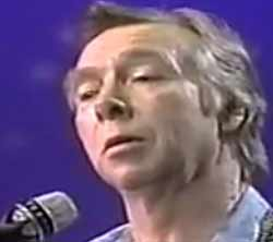Tommy Makem - Irish traditional folk singer - solo artist and member of the Clancy Brothers and Tommy Makem
