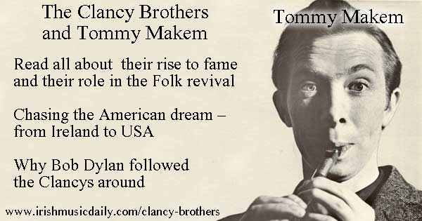 Tommy-Makem part of the folk revival