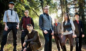 Flogging Molly - Los Angeles band with strong Celtic influence to their music