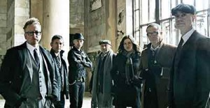 Flogging Molly -Los Angeles rock band with strong Celtic influence to their music