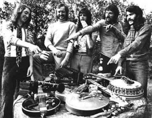 Horslips were a 1970s Celtic rock band