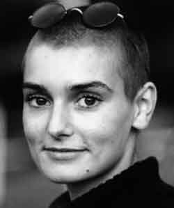 Sinead O'Connor is one of the most famous and controversial Irish singers of all time