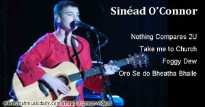 Sinead O'Connor Videos