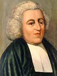 John Newton, English priest  who wrote Amazing Grace lyrics