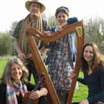 Moonrakers-  four-piece band play both traditional tunes and contemporary songs and melodies