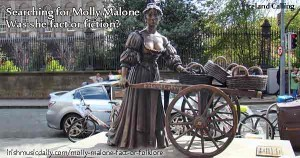 Molly-Malone-Fact-of-fiction Image copyright Ireland Calling