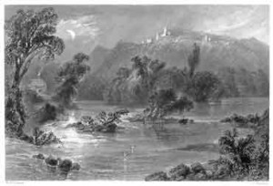 Avoca, Ireland, 1882 from The-scenery and antiquities of Ireland