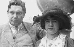 John McCormack and wife 1910-1915