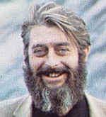 Ronnie Drew member of the Irsih traditioal folk band - The Dubliners