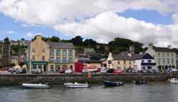 Youghal harbour © Copyright McGoldrick Art & Photography and licensed for reuse under this Creative Commons Licence 3.0