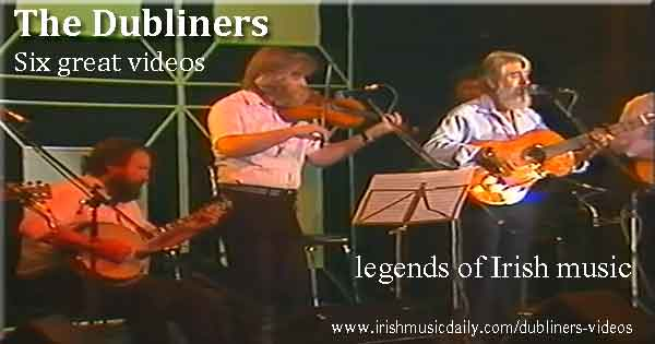 Dubliners videos
