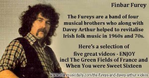 The Furys are a band of four musical brothers