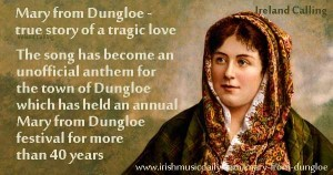 Mary from Dungloe – based on a true story Image copyright Ireland Calling