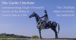 Gaelic Chieftain, The Wests Awake