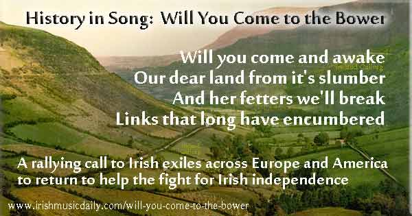 Will-you-come-to-the-Bower-Glenariff1890s-PD--Image-copyright-Ireland-Calling