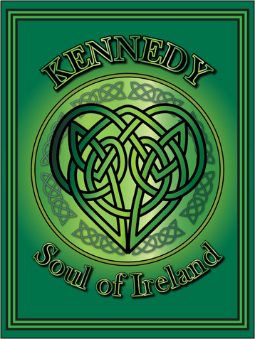 Kennedy Soul of Ireland