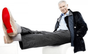 U2's Adam Clayton supports the 'Walk in my Shoes' campaign