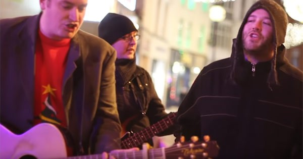 When Christmas song caught the hearts of Irish emigrants