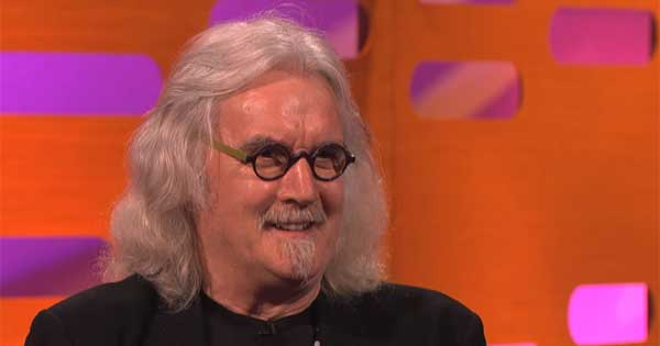 Billy Connolly got punched defending Christy Moore