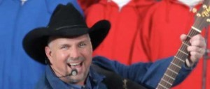Garth Brooks. Photo copyright - Steve Jurvetson + Clindberg_CC2
