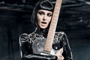 Sinead O'Connor's new look