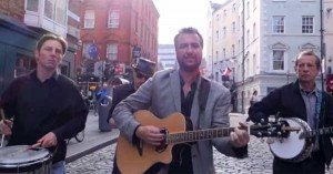 song 'Temple Bar' by Billy Treacy