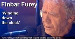 Finbar Furey set to wind down the clock on touring