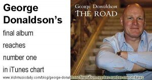 George Donaldson, The Road