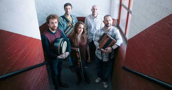 Niamh Dunne, and her band Beoga, who co-wrote 'Galway Girl' with Ed Sheeran