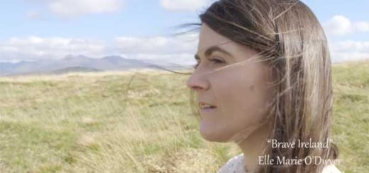 Elle Marie O'Dwyer's new single 'Brave Ireland'