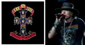 Why Guns n' Roses chose the Celtic Cross for iconic album