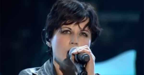 Dolores O'Riordan named as the number one alternative female artist of last 30 years