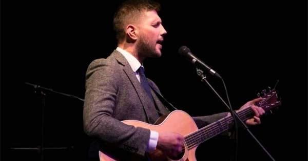Celtic Thunder's Colm Keegan adds lessons in speaking Irish to his concert tour