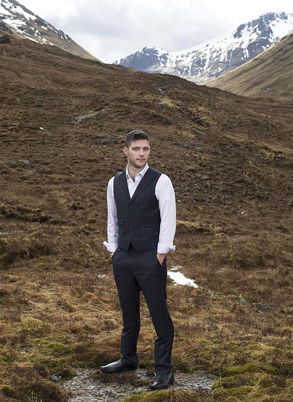 Celtic Thunder's Colm Keegan brings the complete Irish experience to North America