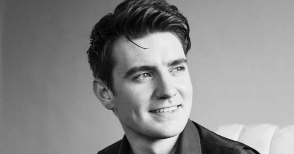 Celtic Thunder singer Emmet Cahill performing in 60 cities in US and Canada