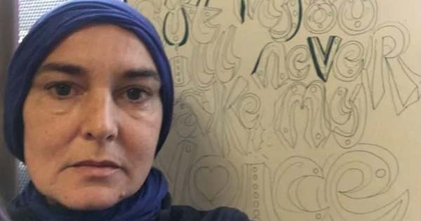 Sinéad O'Connor speaks about becoming a Muslim