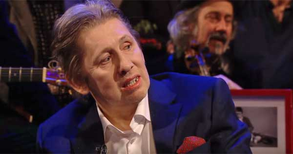 Pogues star Shane MacGowan's Christmas income takes a substantial hit due to covid-19