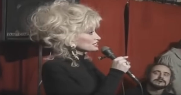 When Dolly Parton sang in Irish pub while on holiday in Co Kerry